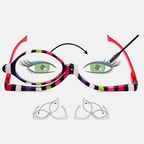 Dame Edna Style Reading Glasses