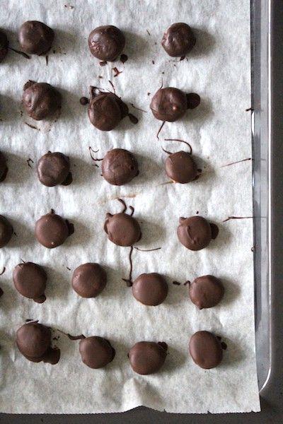 Zelf maken voor Sinterklaas: Glutenvrije chocolade pepernoten