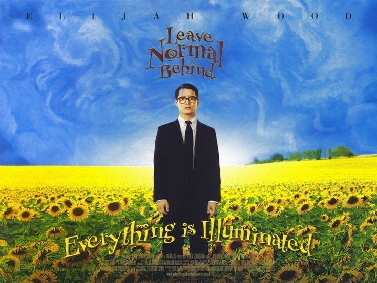 Everything Is Illuminated 11x17 Movie Poster (2005)