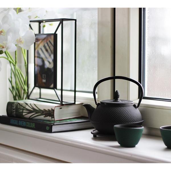 Everybody needs a teapot in their home.
