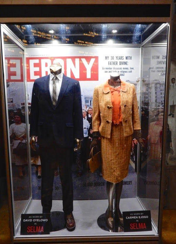 Original Selma film costumes