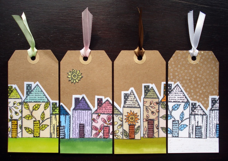 I used The Artistic Stamper - Our House stamp set for this card.