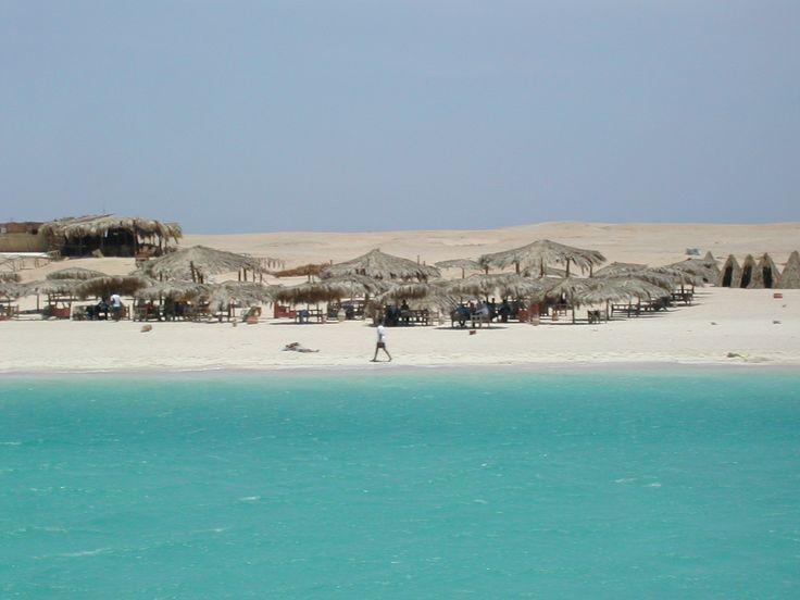 Острова гифтун близ хургады