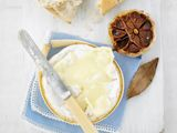 Cooking Channel serves up this Camembert and Roasted Garlic recipe from Lorraine Pascale plus many other recipes at CookingChannelTV.com
