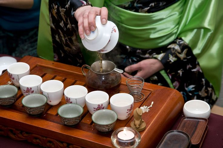 Из какой чашки вкуснее пить чай? Особенности восприятия вкуса