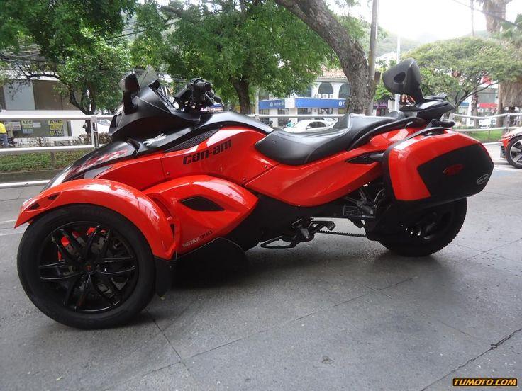 St Boni Motorsports >> 17 Best ideas about Can Am Spyder on Pinterest | Can am ...