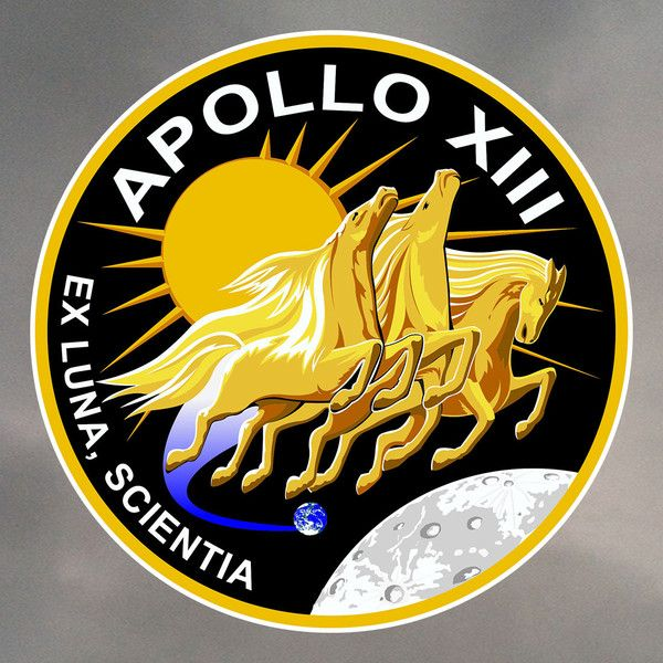 apollo mission logos posters - photo #11
