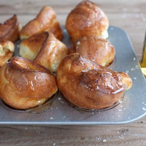 Popovers with Honey and Salt by Jessica Seinfeld