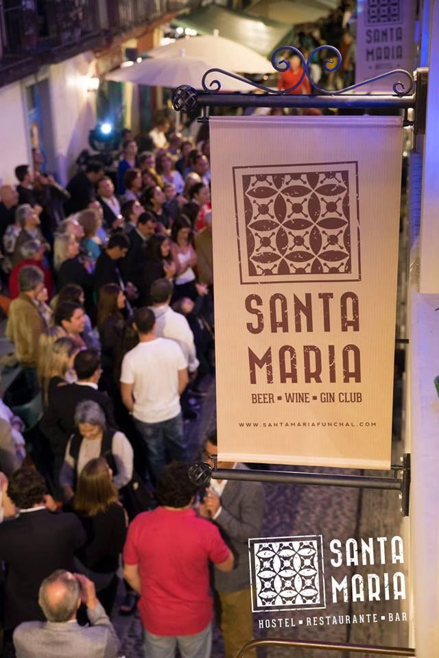 Inauguration Party Santa Maria Hostel - 23/05/2014