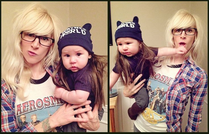 Sarah Blackwood & baby