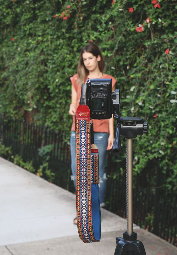 """Three Techniques For Taking A Self Portrait 