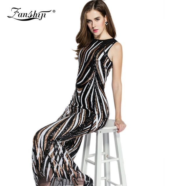 product image      Free Shipping Long Section Slim Fashion Women Dress Sexy Diamond Striped Party Dresses Plus Size Women Dress Vestido De Festa US $103.85 /piece CLICK LINK TO BUY THE PRODUCT  http://goo.gl/oYWEYs