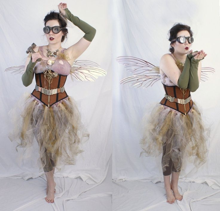 steampunk fairy  Which board do I post this to?   #renratsguide