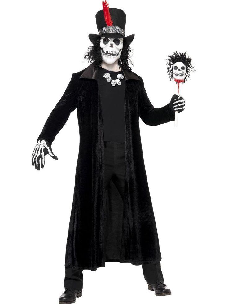 menu0027s voodoo man costume