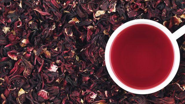 Belinizi Incelten Mükemmel Karışım Tarçınlı Hibiskus çayı