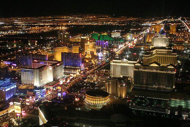 Vegas, baby, Vegas!