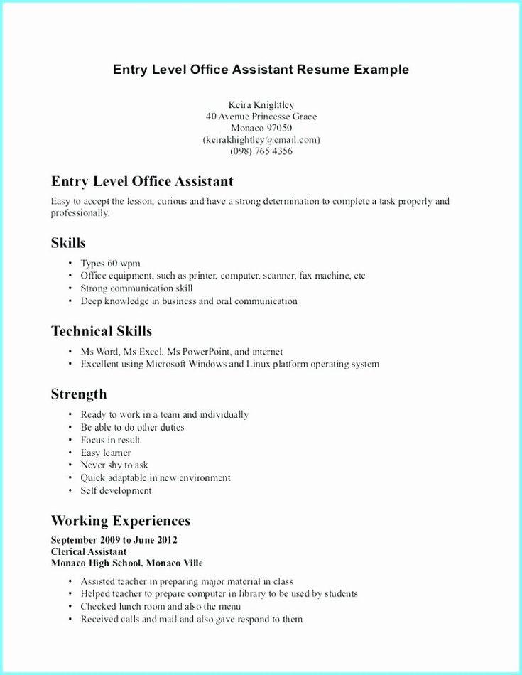 High school resume builder inspirational easy resume