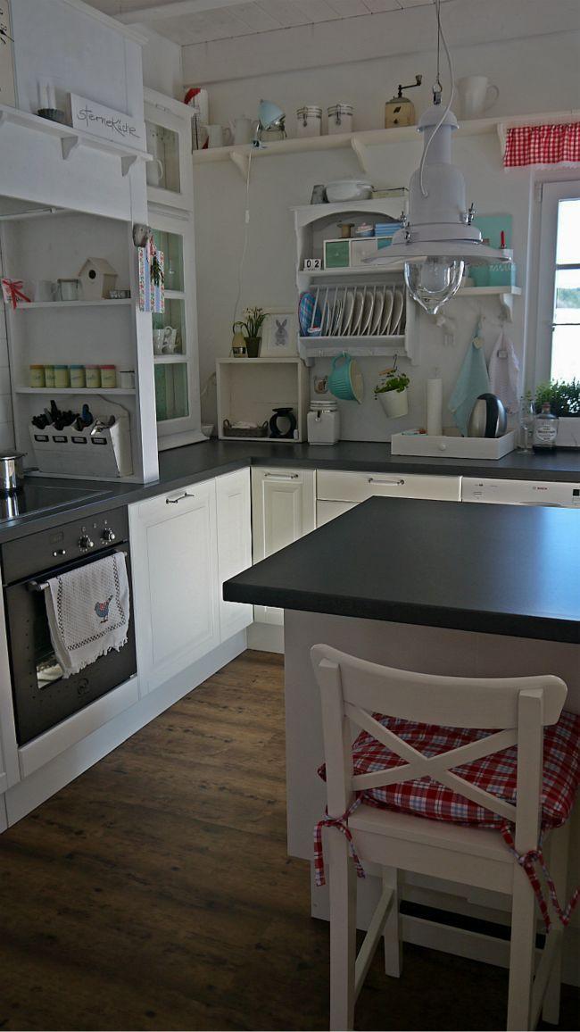180 best Dany Kitchen images on Pinterest Kitchen ideas, Dream - weiße küche graue arbeitsplatte