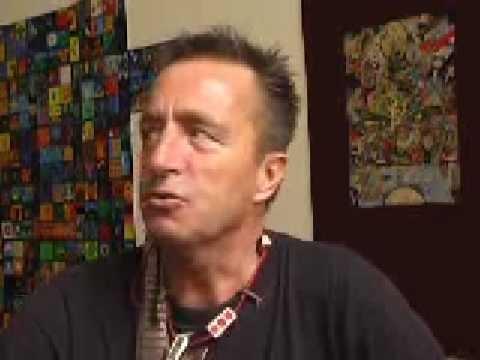 Interwiew with Januar Baksa Soós pioneer artist in 2009 #hungary #kex