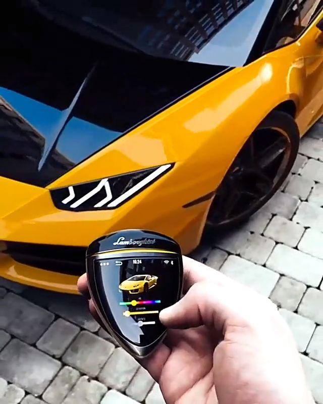 Lamborghini Huracan Spyder N Largo