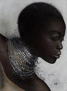 Sandy Diogo | South-african art | Paintings  Dolce & Gabbana Leopard Necklace  http://DolceandGabbanaLeopardNecklace.gr8.com
