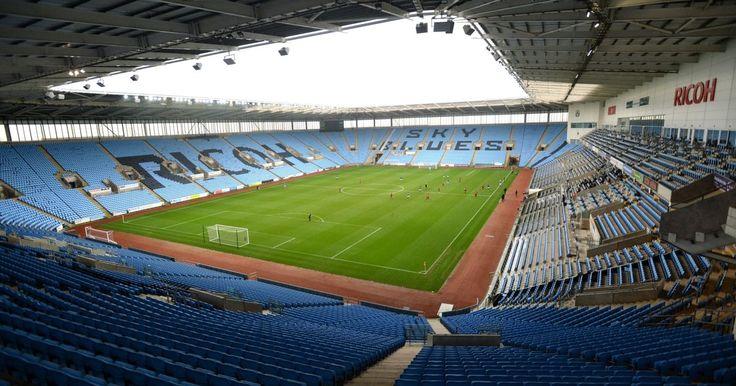 Ricoh Arena, Coventry, Inglaterra. Capacidad32.609 espectadores, Equipos locales: Wasps RFC y Coventry City FC. En 2013, se enfrentaron allí las selecciones de tenis de Gran Bretaña y Rusia por la Copa Davis.