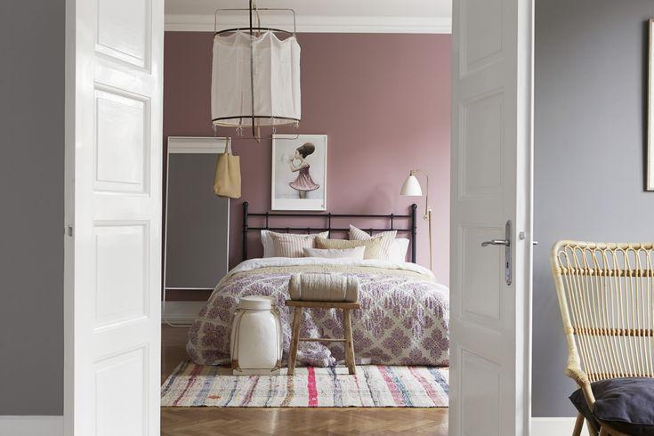 www.borastapeter.se Pigment Deep Rose #7926