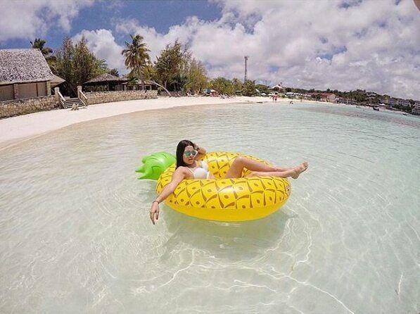 La islas del Caribe ofrecen unos escenarios y unas posibilidades de convertir al océano en tu piscina privada.  Esta isla es la de Saint John en pleno Caribe. . Muchas gracias Jamie (@wanderlust868) por dejarnos este lindo recuerdo de sus vacaciones.