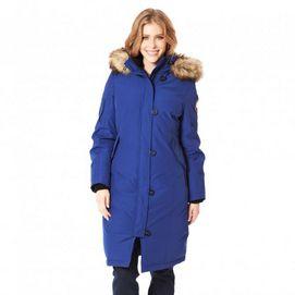 Long Down Filled Winter Coats