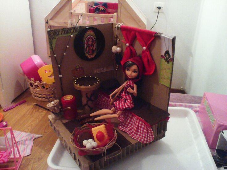 Cerise s house ;)