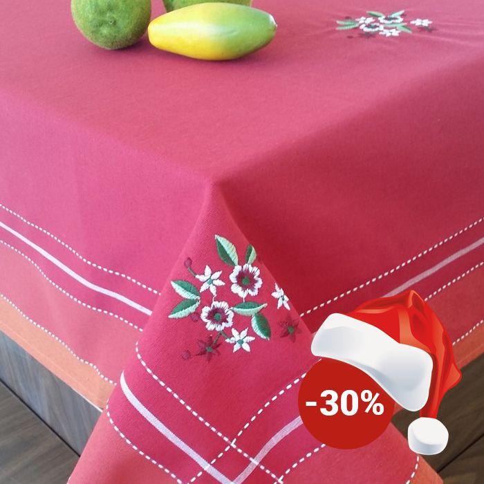 Față de masă Valentini Bianco WKY8