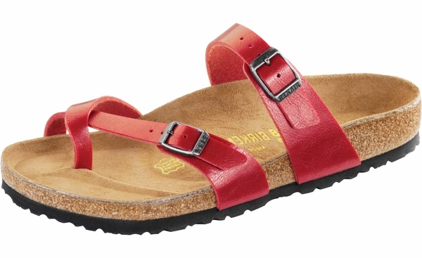 849bcdf112a04 The Birkenstock Mayari is available in 5 new colors including the ...