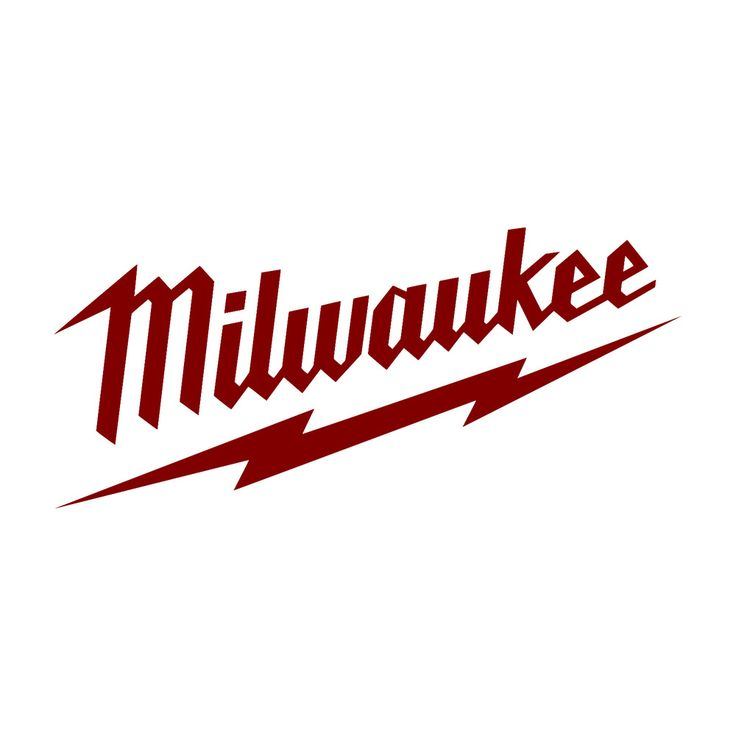 Milwaukee Logo Vinyl Decal Logo Car Truck Window Tumbler Cooler