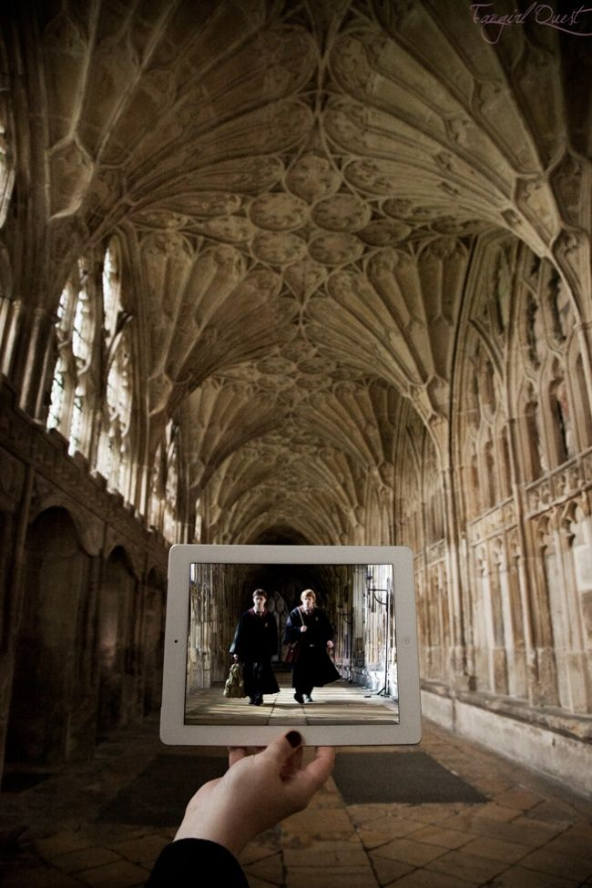 Best Fangirl Quest In The Media Images On Pinterest Fangirl - 17 famous movie tv scenes photographed in their real world locations