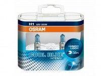 H1 - OSRAM Cool Blue Intense H1 Xenon Look 12 V 55 W 2 Stück - 20% mehr Licht