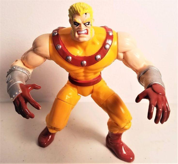 Sabretooth - X-Men Age of Apocalypse Marvel 1996 ToyBiz Action Figure #ToyBiz