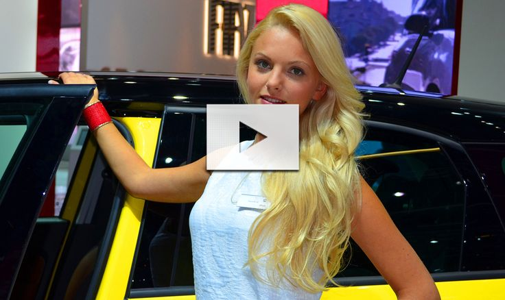 Video: Messe-Girls der IAA 2013 – Schönheiten im Fokus #carsandgirls #iaa2013 #video