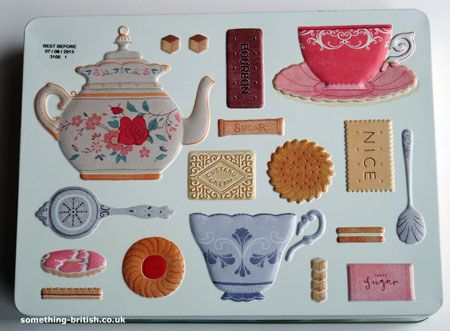 Something British - イギリスの田舎町より、イギリスの紅茶、ハーブ・フルーツティー、可愛くお洒落なエコバッグ、雑貨など、英国ならではの商品をお届けしています。
