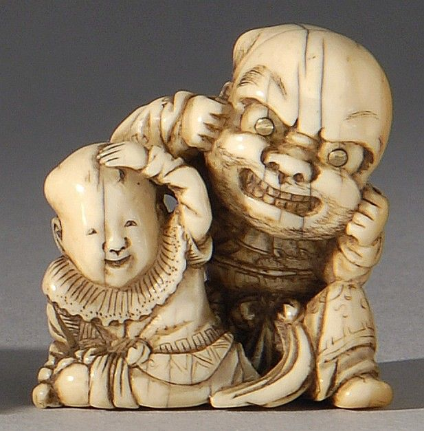 Best netsuke and carvings heinztools images on pinterest