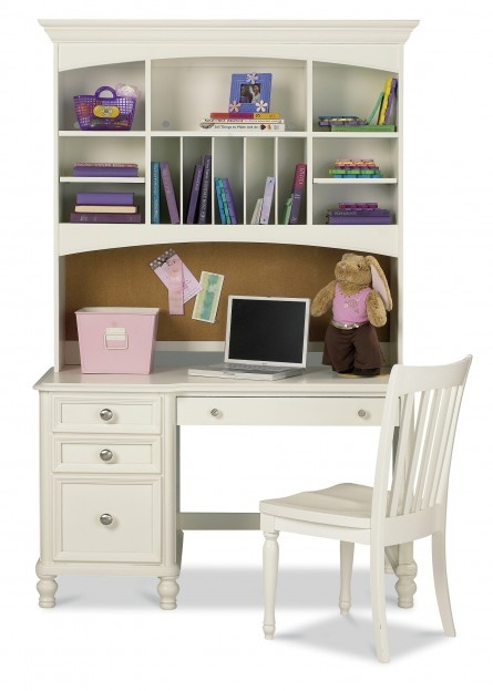 Beautiful Pulaski Build A Bear Pawsitively Yours Kids Desk Hutch In Vanilla, Offered  By Pulaski Furniture, Browse Our Great Selection Of Desks