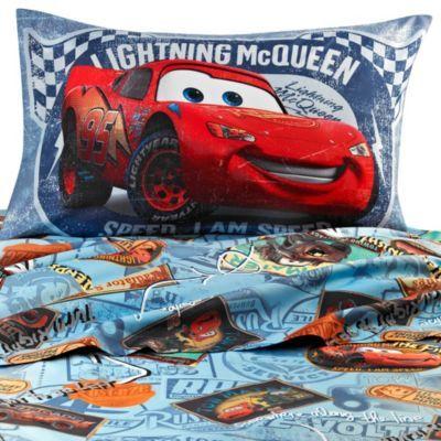 Disneya Cars Sheet Set Bedbathandbeyond Com Disney Beddingdisney