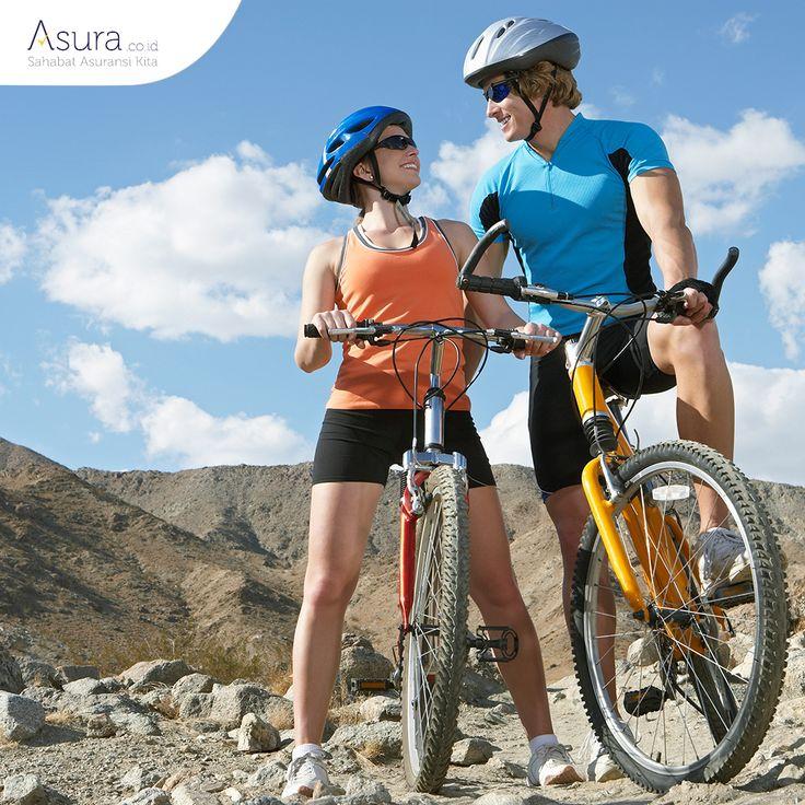 Sayangi kesehatan tubuh Anda seperti Anda menyayangi orang terdekat. Dengan tubuh yang sehat, aktivitas Anda pun akan lancar :)