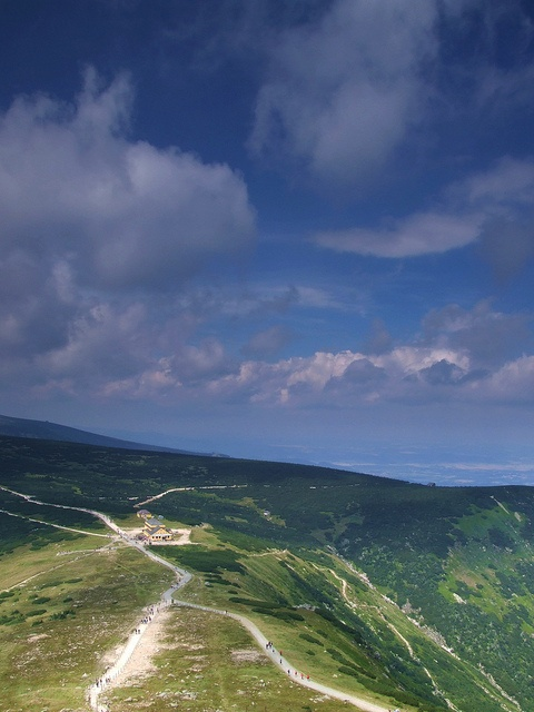 Poland - on the way to Śnieżka, the highest peak in Karkonosze by Agnieszka Piatkowska, via Flickr