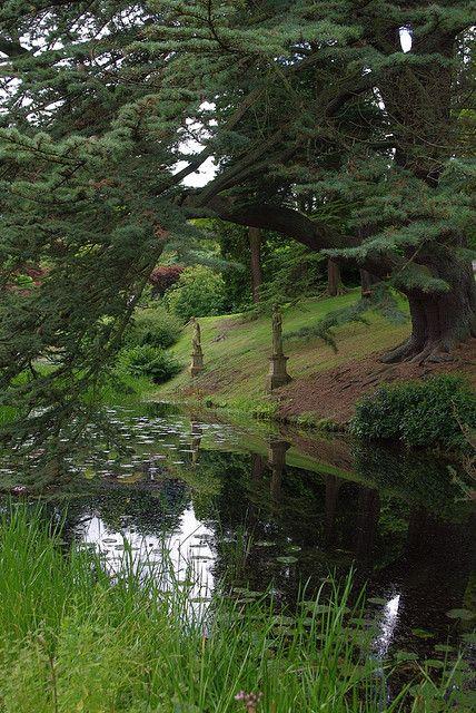 Alton Towers Gardens, Staffordshire, England