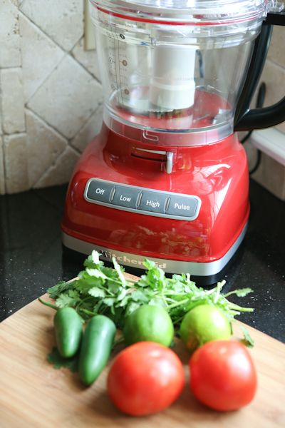 106 best kitchenaid food processor recipes images on pinterest for a flavorful addition to your next party put together a fresh salsa bar from find this pin and more on kitchenaid food processor recipes forumfinder Images