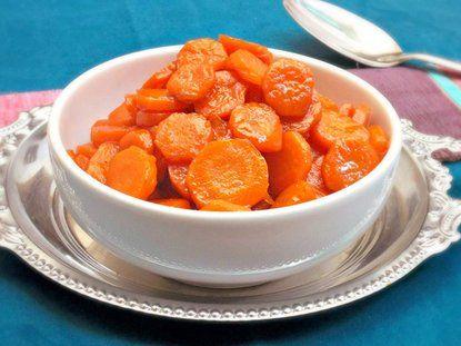 Zanahorias Caramelizadas con Piloncillo - Que Rica Vida