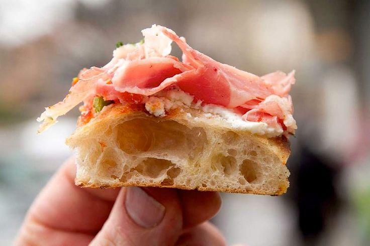 5 video per fare la pizza in casa come Gabriele Bonci, anche senza glutine