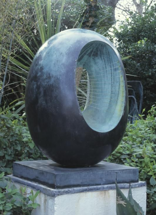 Dame Barbara Hepworth 'Spring', 1966 © Bowness