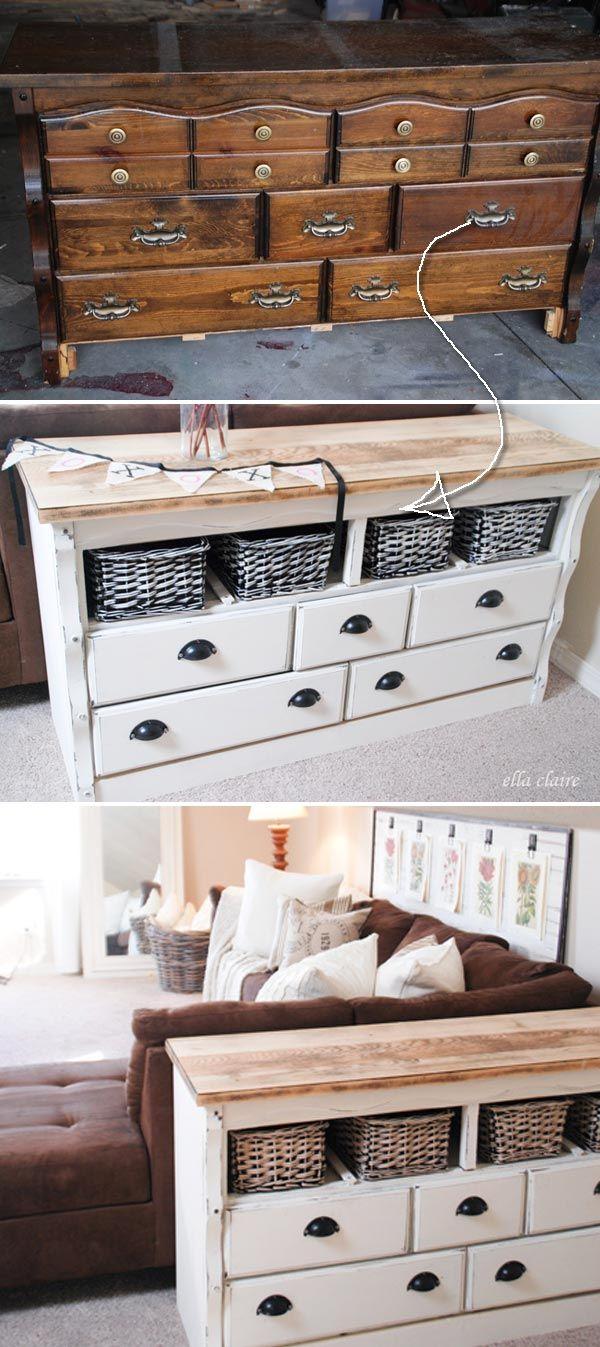 Transform Old Furniture Into Fresh Finds For Your Home Homedesigninspired Restaurierung Von Mobeln Zuhause Diy Hausmobel