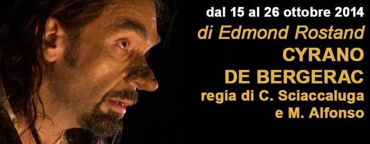 #Cyrano De #Bergerac di Edmond #Rostand ~ Antonio #Zavatteri Filippo #Dini ~ Carlo #Sciaccaluga  Matteo #Alfonso Teatro #Carcano #Milano